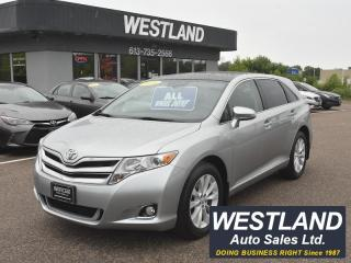 Used 2016 Toyota Venza XLE for sale in Pembroke, ON