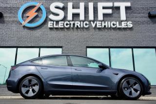 Used 2021 Tesla Model 3 STANDARD RANGE PLUS AUTOPILOT, CARFAX CLEAN for sale in Oakville, ON