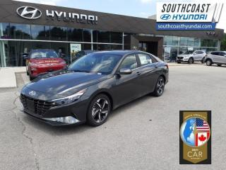New 2021 Hyundai Elantra Ultimate IVT  - Sunroof -  Leather Seats - $173 B/W for sale in Simcoe, ON