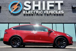 Used 2016 Tesla Model X P90DL AUTOPILOT, COOLED SEATS, CARFAX CLEAN for sale in Oakville, ON