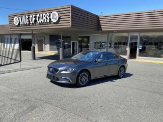 Used 2017 Mazda MAZDA6 GT for sale in Langley, BC