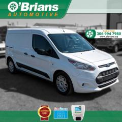 Used 2018 Ford Transit Connect Van XLT w/Command Start, Backup Camera, Cruise Control, A/C for sale in Saskatoon, SK