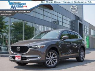 Used 2019 Mazda CX-5 GT  - Head-up Display -  Navigation for sale in Toronto, ON