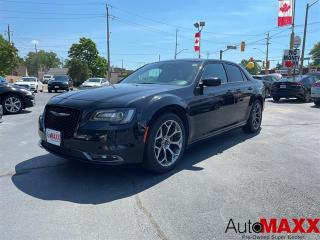 Used 2018 Chrysler 300 300S - LEATHER HEATED SEATS, REAR CAM, REMOTE STRT for sale in Windsor, ON