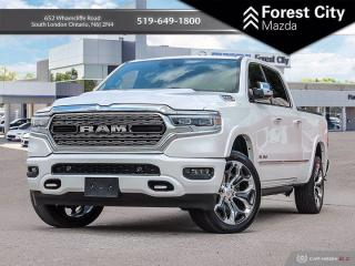 Used 2020 RAM 1500 Limited ( ONE OWNER , LOW KILOMETRES, CLEAN CARFAX ) for sale in London, ON