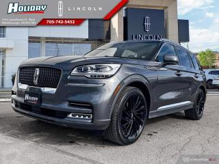 New 2022 Lincoln Aviator Reserve for sale in Peterborough, ON