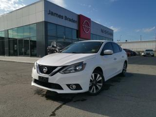 Used 2017 Nissan Sentra SL for sale in Kingston, ON