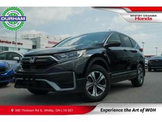 Used 2020 Honda CR-V LX AWD   CVT   Android Auto/Apple CarPlay for sale in Whitby, ON
