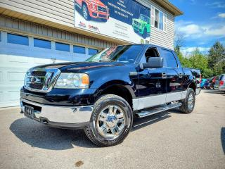Used 2007 Ford F-150 XLT for sale in Orillia, ON