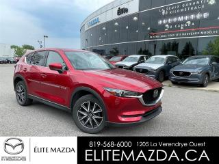 Used 2018 Mazda CX-5 GT AWD for sale in Gatineau, QC