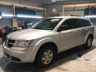 Used 2010 Dodge Journey ****AS IS***** * Cruise Control * Climate Control * AM/FM/SXM/Aux * Keyless Entry * Child Door Locks * Rear Wiper * Auto Dimming Rear View Mirror * 12 for sale in Cambridge, ON