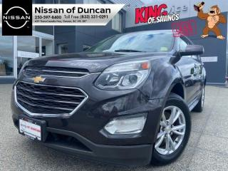 Used 2016 Chevrolet Equinox LT for sale in Duncan, BC