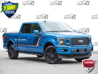 Used 2020 Ford F-150 Lariat Special Edition  |  Twin Panel Moonroof   |   FX4 OFF ROAD Package for sale in St Catharines, ON