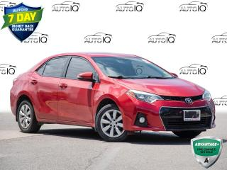 Used 2014 Toyota Corolla Parking Camera   Heated Bucket Seats for sale in Welland, ON