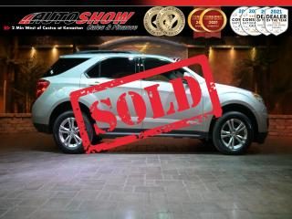 Used 2015 Chevrolet Equinox LT - Low Mileage Trade In w/ R.Start & Htd Seats !! for sale in Winnipeg, MB