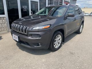 Used 2015 Jeep Cherokee North for sale in Chatham, ON