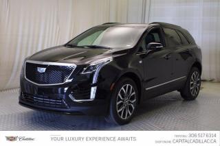 New 2021 Cadillac XT5 AWD Sport for sale in Regina, SK