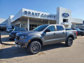 New 2021 Ford Ranger XLT for sale in Brantford, ON
