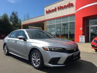 New 2022 Honda Civic EX for sale in Courtenay, BC