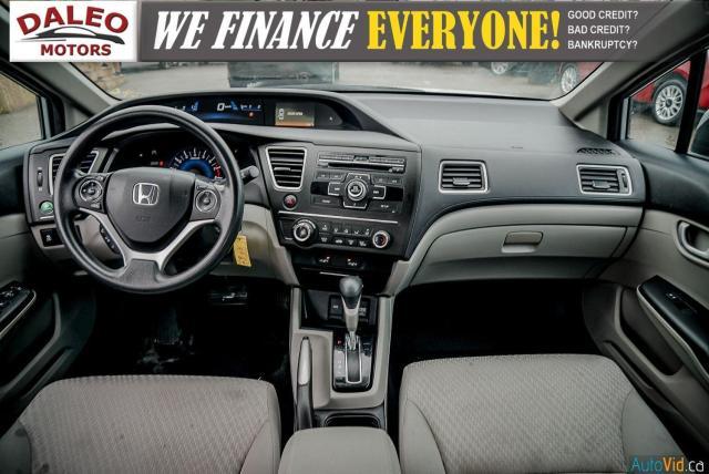 2015 Honda Civic LX / BUCKET SEATS / HEATED SEATS / BACKUP CAM / Photo13