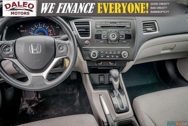 2015 Honda Civic LX / BUCKET SEATS / HEATED SEATS / BACKUP CAM / Photo15