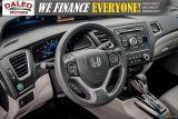2015 Honda Civic LX / BUCKET SEATS / HEATED SEATS / BACKUP CAM / Photo46