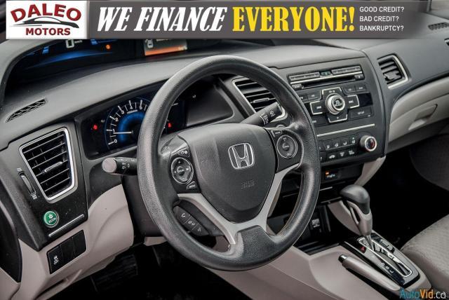 2015 Honda Civic LX / BUCKET SEATS / HEATED SEATS / BACKUP CAM / Photo16
