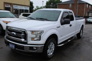 Used 2016 Ford F-150 XLT for sale in Brampton, ON
