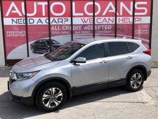 Used 2017 Honda CR-V LX-ALL CREDIT ACCEPTED for sale in Toronto, ON