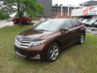Used 2013 Toyota Venza Limited ~ AWD ~ V6 ~ NAV ~ REAR CAM ~ PUSH START for sale in Toronto, ON