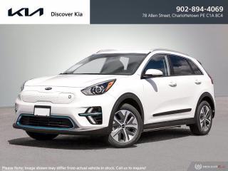 New 2021 Kia NIRO EV EX+ for sale in Charlottetown, PE