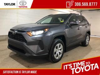 New 2021 Toyota RAV4 LE for sale in Regina, SK