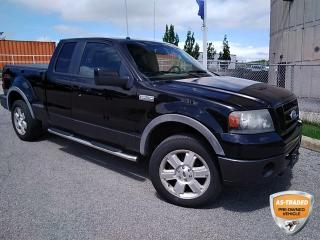 Used 2008 Ford F-150 FX4 | CLEAN CARFAX | HEATED SEATS | PWR SEAT | MOONROOF | for sale in Barrie, ON