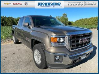 Used 2015 GMC Sierra 1500 SLE One Owner | Remote Keyless Start | Cruise Control | Kodiak Edition | for sale in Wallaceburg, ON