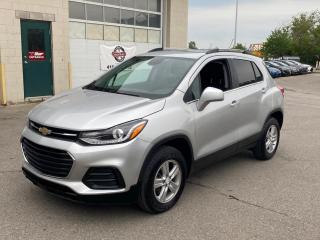 Used 2018 Chevrolet Trax AWD 4dr LT for sale in Caledon, ON