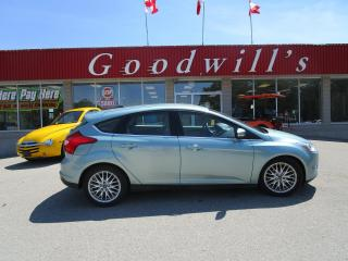 Used 2012 Ford Focus SEL! CLEAN CARFAX! for sale in Aylmer, ON