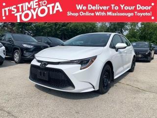 New 2021 Toyota Corolla AUTO LE Corolla LE CVT|APX 00 for sale in Mississauga, ON