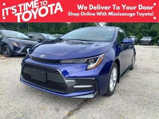 New 2021 Toyota Corolla SE CVT Corolla SE CVT APX 00 for sale in Mississauga, ON