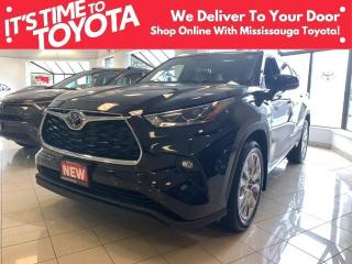 New 2021 Toyota Highlander LTD AWD 6CY Limited APX 00 for sale in Mississauga, ON
