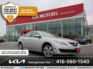 Used 2009 Mazda MAZDA6 GS | 97K |1 OWNR| PWR GRP| MP3/CD | CRUISE |ALLOYS for sale in Georgetown, ON