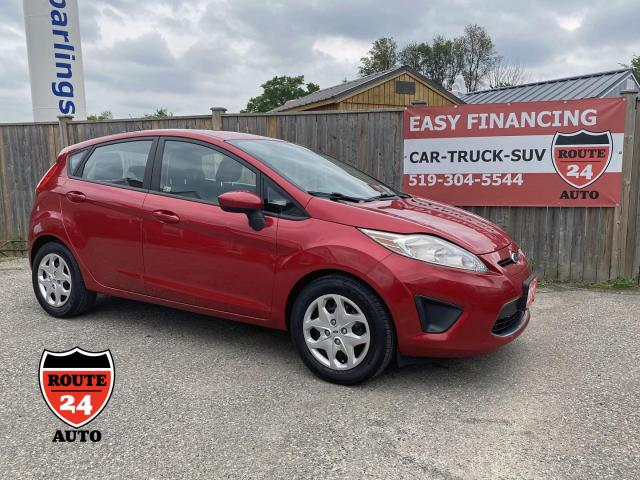 2011 Ford Fiesta SE, great condition, cheap, very safe.
