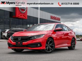 Used 2019 Honda Civic SEDAN for sale in Kanata, ON