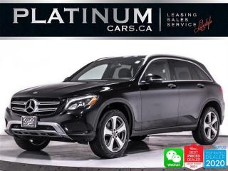 Used 2018 Mercedes-Benz GL-Class GLC300, 4MATIC, AWD, NAV, PANO, CAM, HEATED SEATS for sale in Toronto, ON