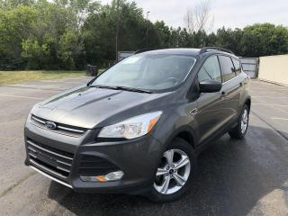 Used 2015 Ford Escape SE 2WD for sale in Cayuga, ON