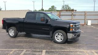 Used 2015 Chevrolet Silverado 1500 LT DBLE CAB 4WD for sale in Cayuga, ON
