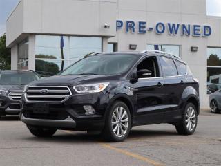 Used 2017 Ford Escape Titanium for sale in Niagara Falls, ON