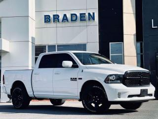 Used 2017 RAM 1500 NIGHT for sale in Kingston, ON