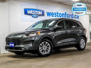 Used 2020 Ford Escape SE+CAMERA+HEATED MIRRORS+HEATED SEATS+PRE-COLLISION ASSIST for sale in Toronto, ON