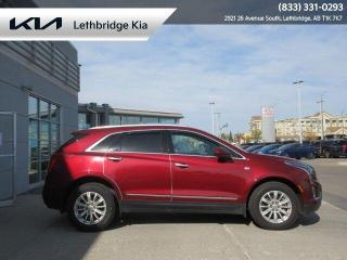 Used 2017 Cadillac XT5 FWD for sale in Lethbridge, AB