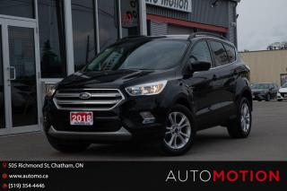 Used 2018 Ford Escape SE for sale in Chatham, ON